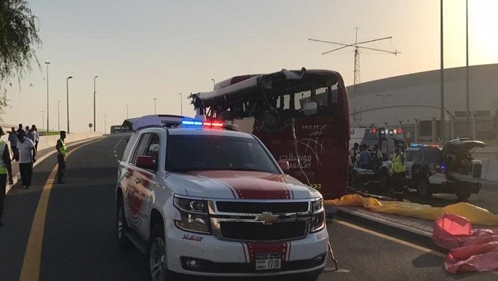 17 killed in Mwasalat crash in Dubai