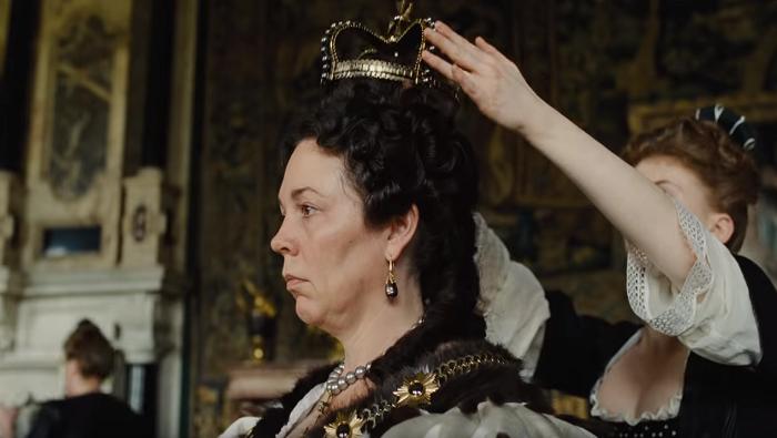 Olivia Colman honoured by Queen Elizabeth II
