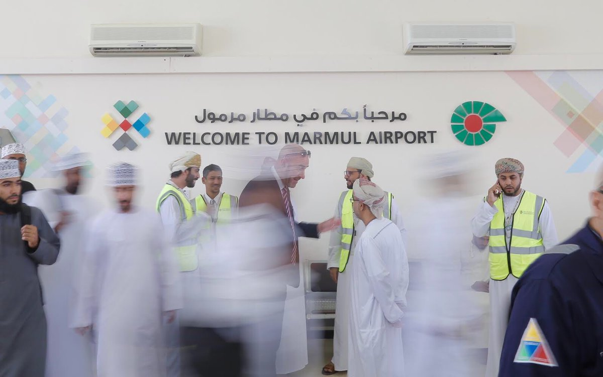 Oman Airports takes over operations at new locations