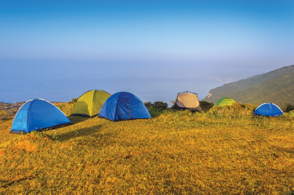 Camping season begins in Dhofar