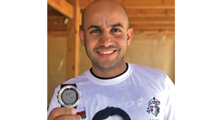 Omani diver breaks Asian record in free diving
