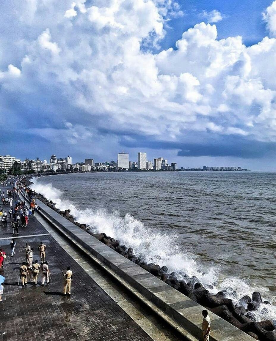 In pictures: Mumbai city after rainfall