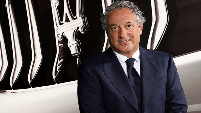 FCA names Davide Grasso Chief Operating Officer of Maserati