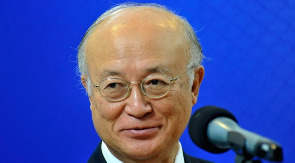 IAEA Chief Amano passes away at 72