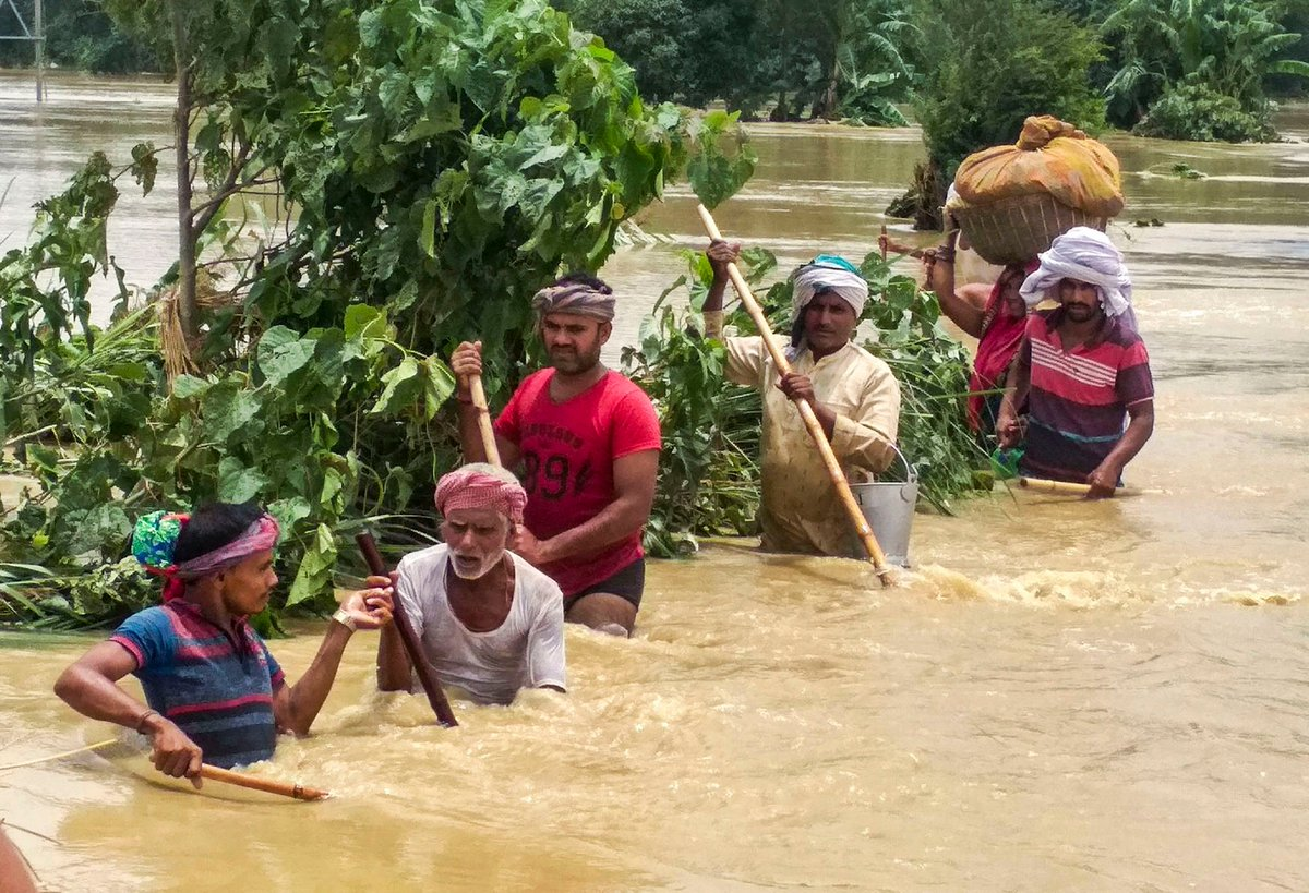 Death toll rises to 169 in Indian floods