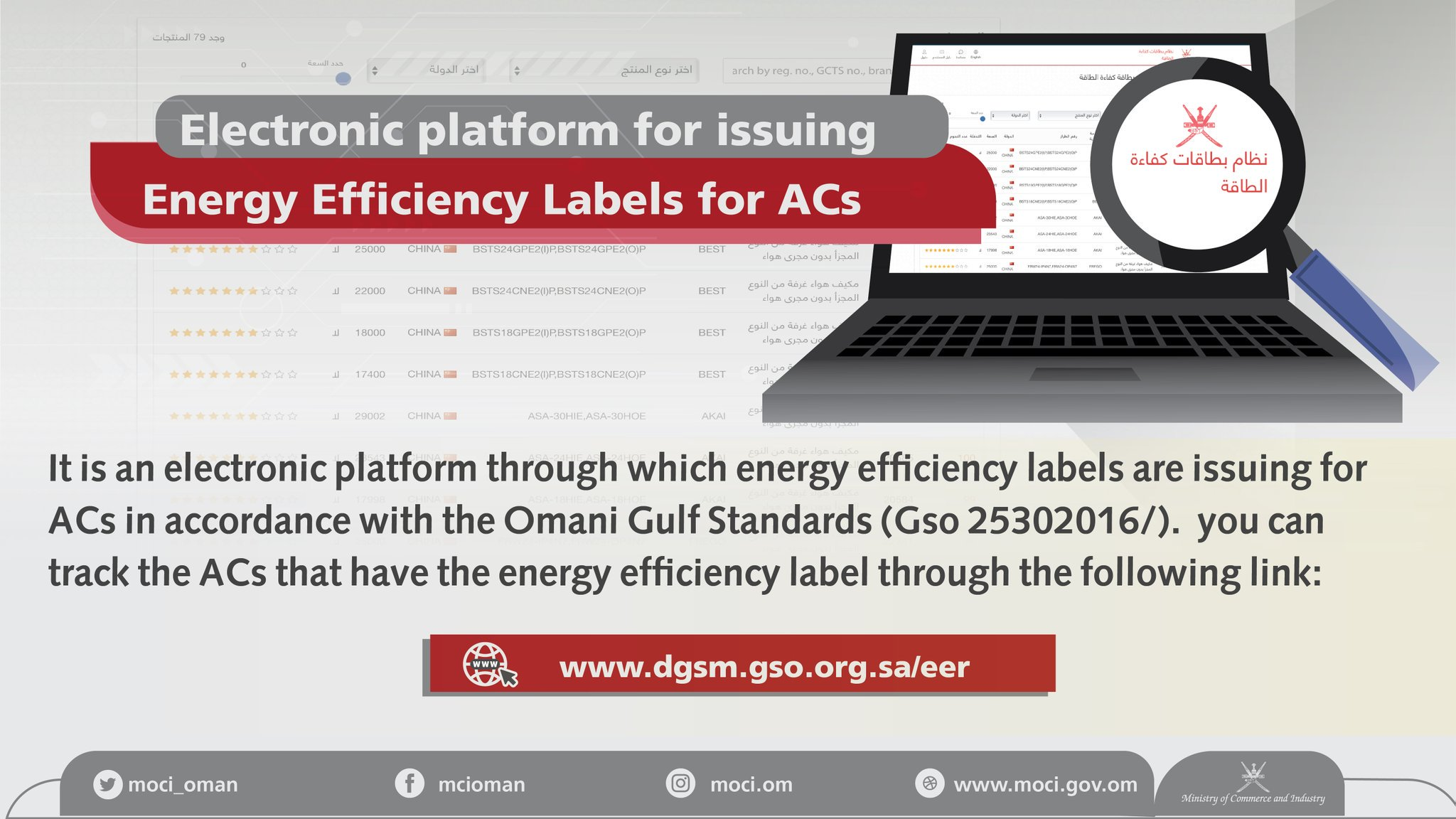 Application of energy efficiency label mandatory from Thursday