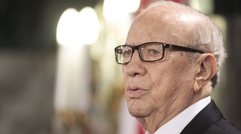 Tunisia's President Beji Caid Essebsi passes away