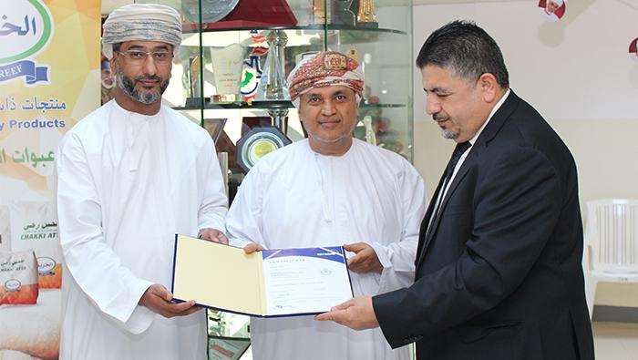 Salalah Mills Co. bags major ISO certification