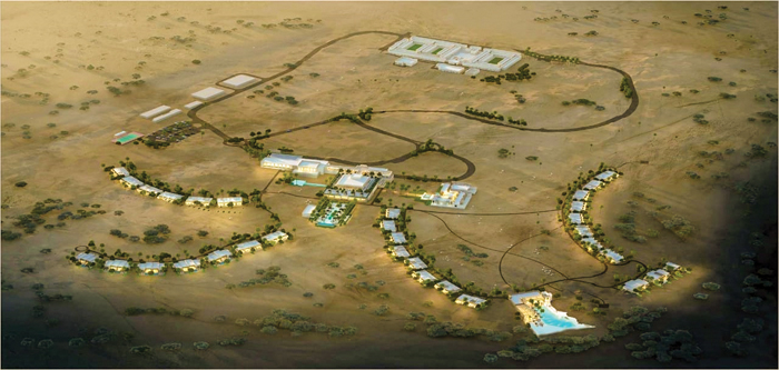 New resort to open in Dhofar next month