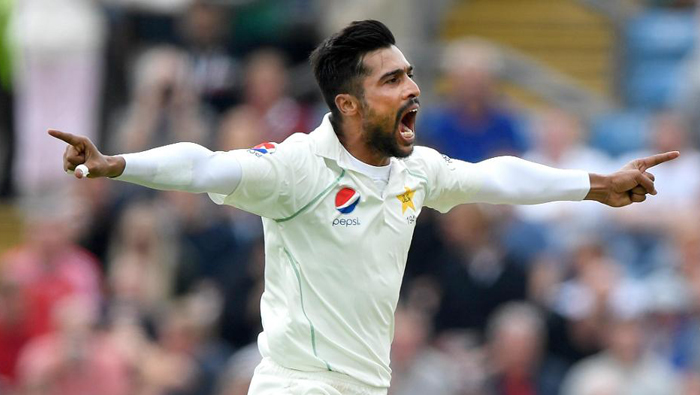 Pakistan pacer Amir retires from Test cricket