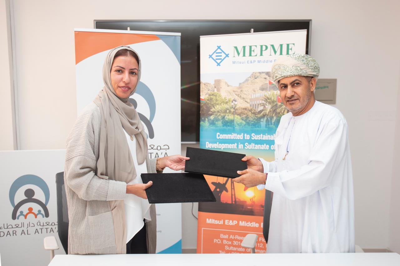 Over OMR20,000 donated to furnish pre-school classrooms in Oman