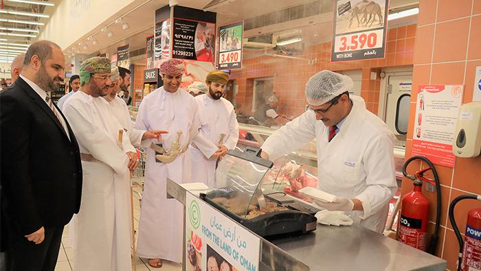 Madayn organises Omani Products Exhibitions in Salalah