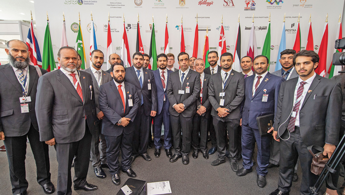 Oman business leaders in UK for trade talks