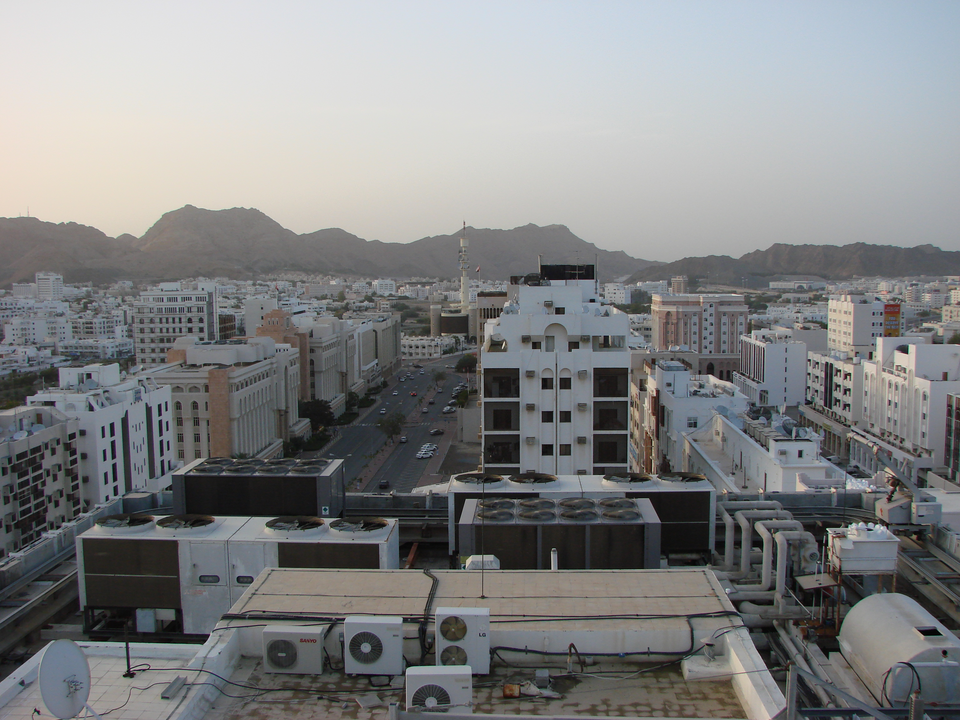 Decline in real estate deals in Oman