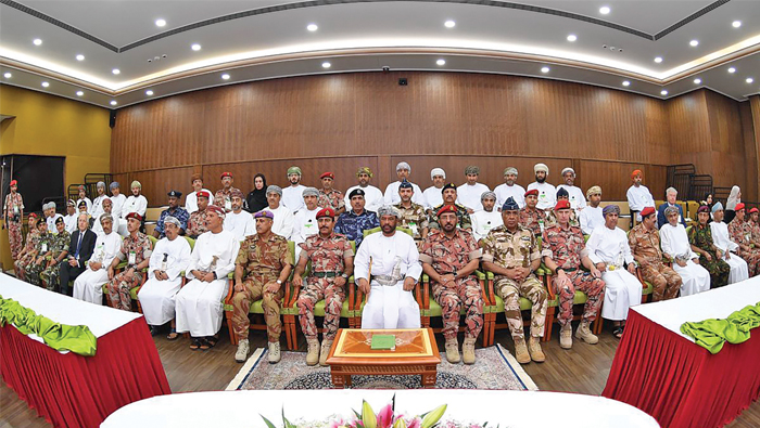 National Defence College exercise ends