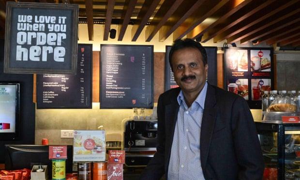 """أهتمام إعلامي واسع بإختفاء """"ملك القهوة"""" الهندي .. والشرطة تطلق عملية بحث واسعة"""