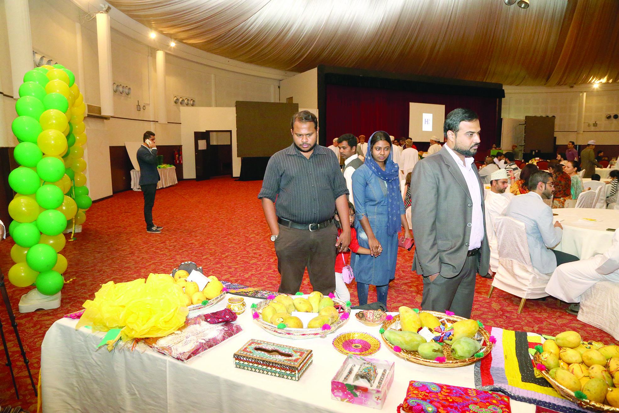 مهرجان المانجو في مسقط