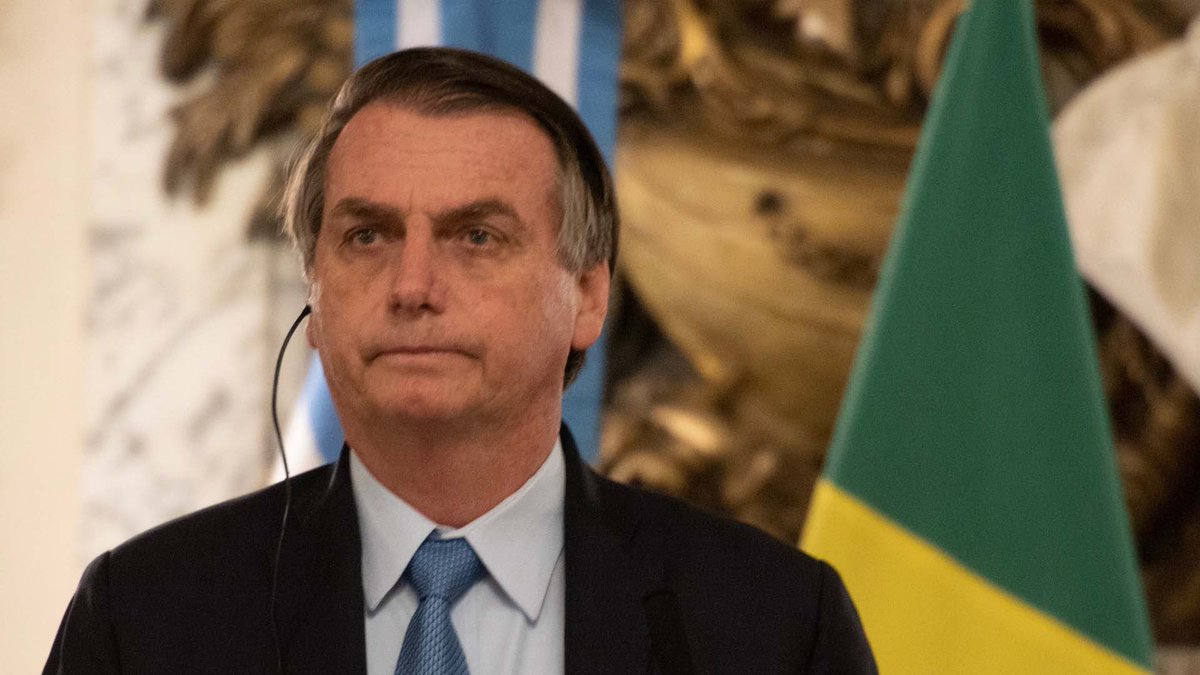 Bolsonaro disses Norway for stopping Amazon protection funding