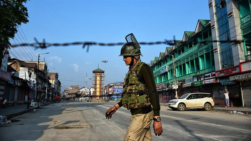 Communication services partially restored in Kashmir: Indian govt