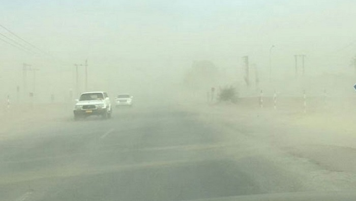 Winds likely to cause dust storms in parts of Oman