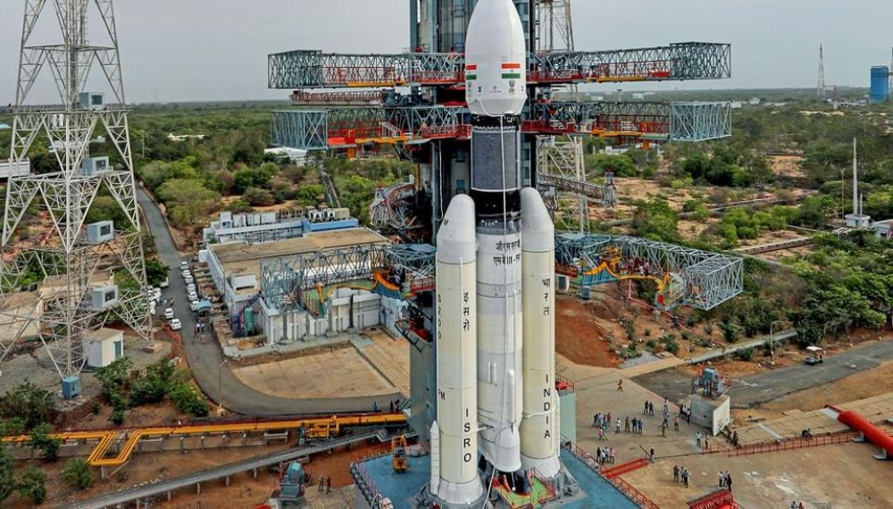 India's Chandrayaan-2 successfully enters moon's orbit