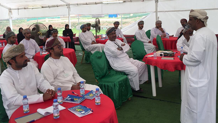 MOCI completes training programme for Salalah ministry employees