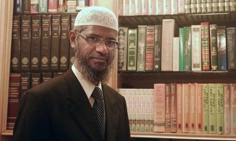 Controversial preacher Zakir Naik under fire for racial remarks