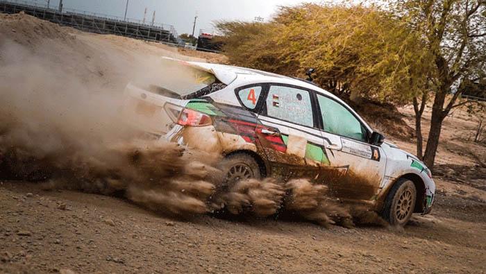Oman's Al Rawahi to participate at National Rally Championship 2019
