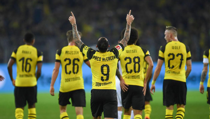Dortmund preparing for long-distance title race