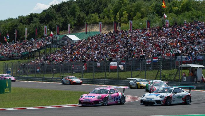 Demanding Belgian Porsche Mobil 1 Super Cup Challenge awaits Oman's Al Zubair