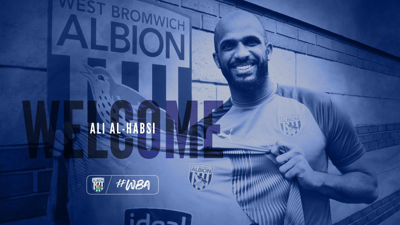 Ali Al Habsi joins English side West Brom