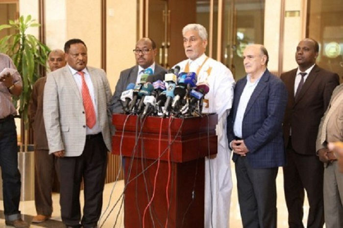Sudan's military, opposition agree on constitutional declaration