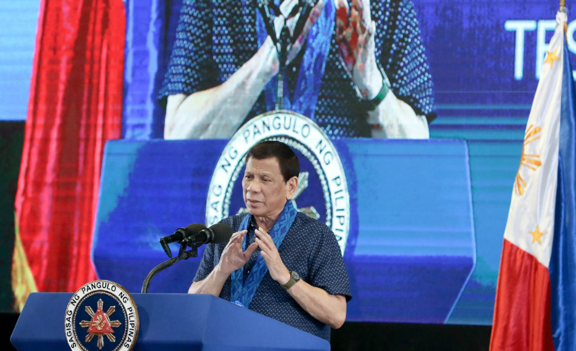 Duterte issues warning to communist rebels after spate of killings