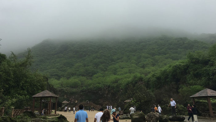 Magical, misty and green Khareef Season beckons visitors to Dhofar