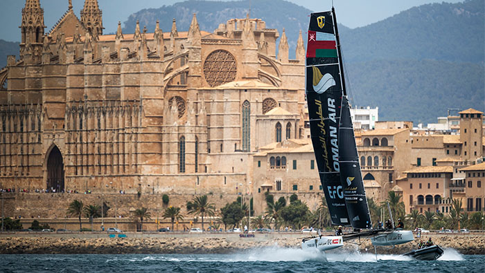 Team Oman Air make winning start in their bid to reign in Spain