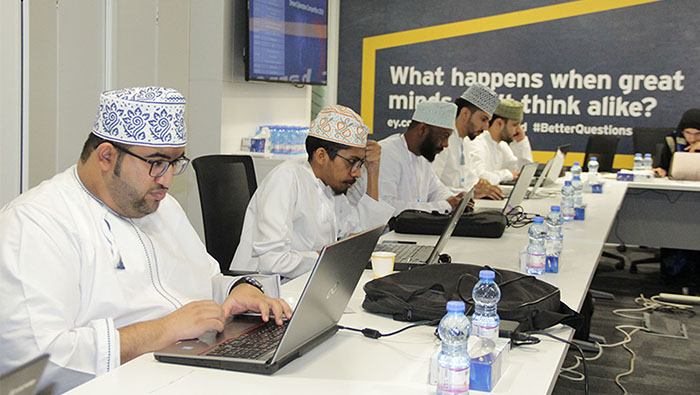 Cybersecurity competition winners to represent Oman at regional conference