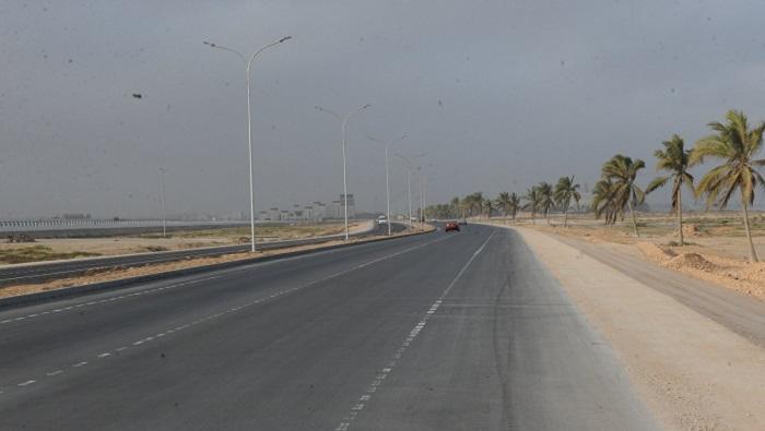 Sultan Qaboos street in Salalah now open for traffic