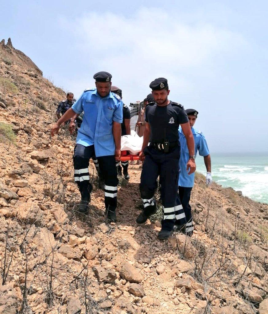 Man dies while fishing in Dhofar