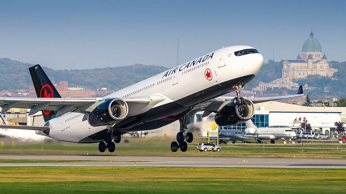 Air Canada fined for violating couple's linguistic rights