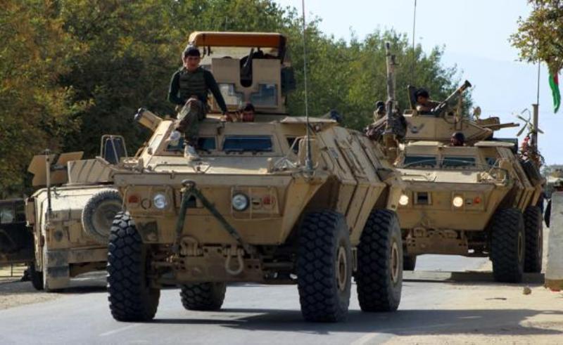 Taliban launches 'massive' attack on Kunduz