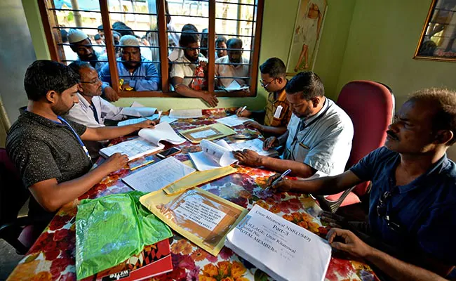 India updates NRC list, renders 1.9 million 'stateless'