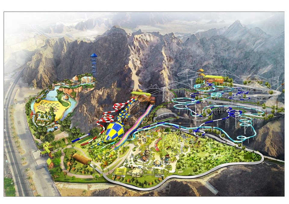 First-of-its-kind waterpark to open in Oman next year
