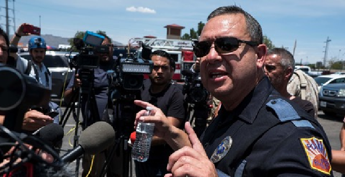 El Paso: At least 20 killed in mass shooting
