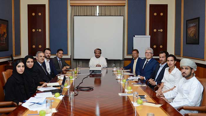 Foreign Members Committee discusses plans to boost business