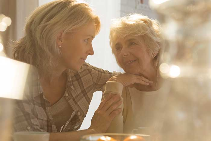 Dealing with the challenges of ageing parents