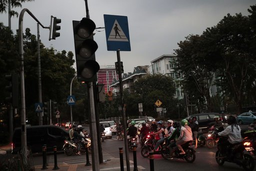 Massive power outage hits Jakarta and neighbouring areas