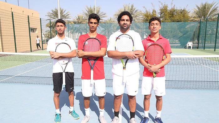 Oman Davis Cup squad to train in US