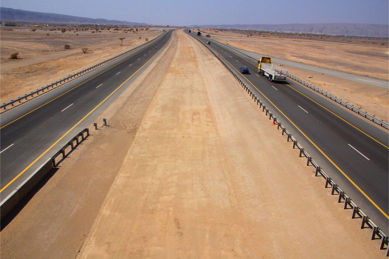 40 km stretch of dual carriageway inaugurated in Oman