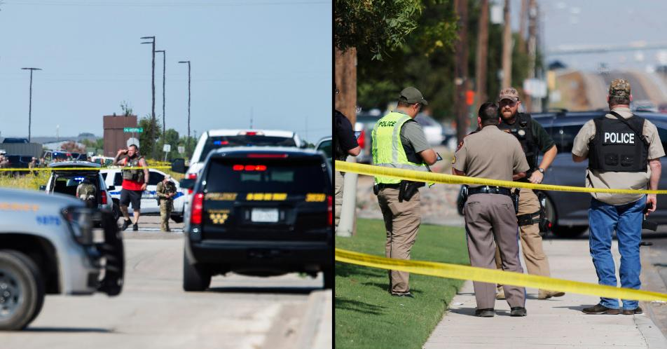 Five killed, over 2 dozen injured in mass shooting in Texas