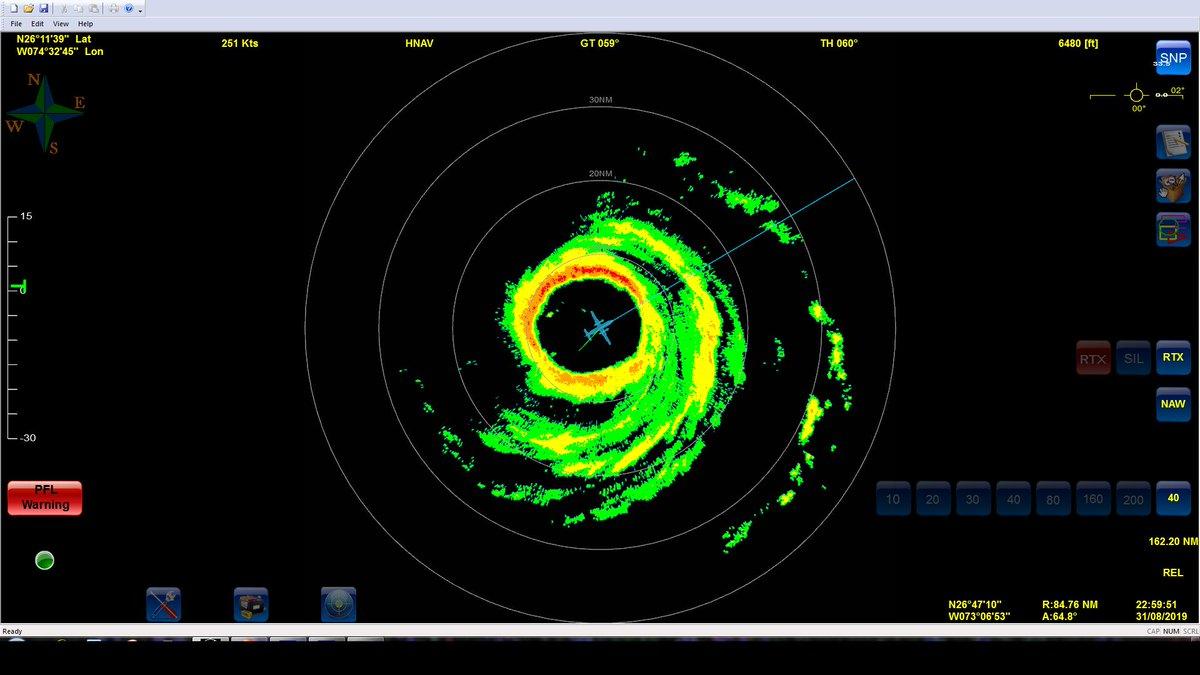 Hurricane Dorian unlikely to hit major US cities, Trump flies to golf course mid-crisis